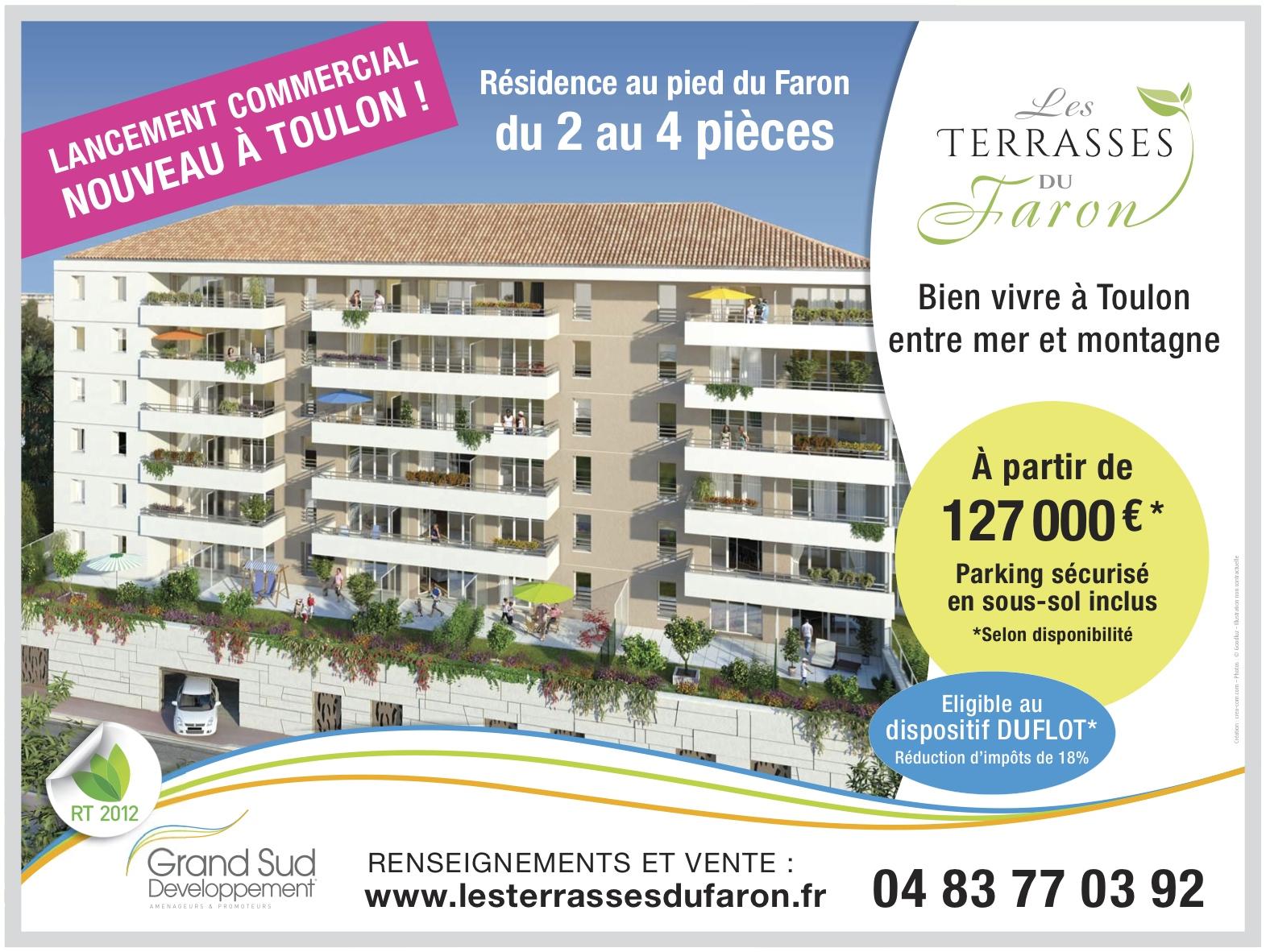Affichage 4x3 Saint Jean du var Toulon La garde
